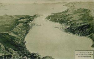 Le Terre colpite dalla catastrofe sismica del 28 Dicembre 1908