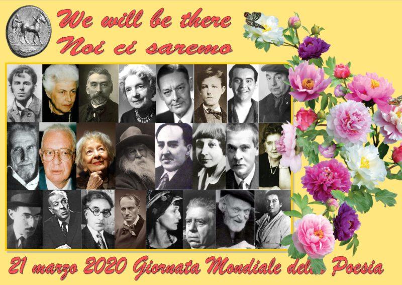GIORNATA MONDIALE DELLA POESIA 2020